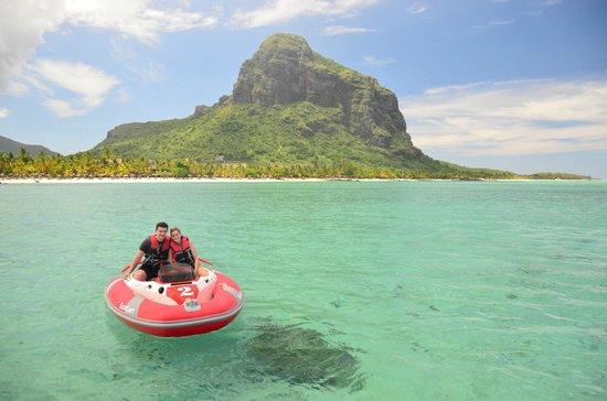Fun Adventure Mauritius Ltd: Seakart experience, Fevrier 2014