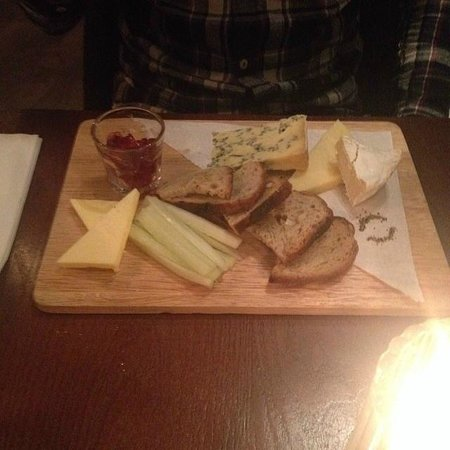 Atina Kitchen : Cheese board