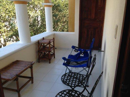 Hotel Hul-Ku : BALCONE IN COMUNE