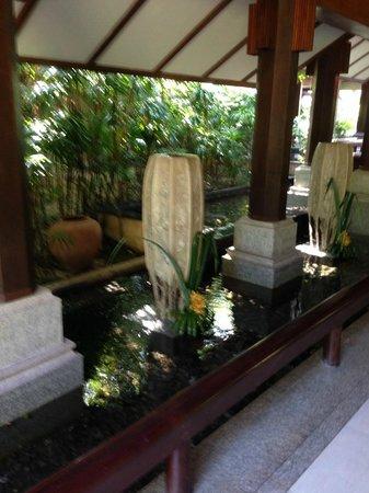 Bo Phut Resort & Spa : Entrance