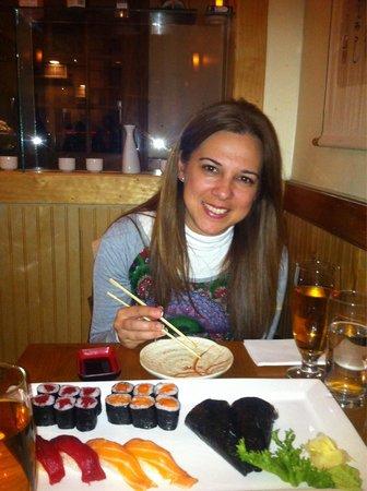 Umi Sushi: Todo riquísimo