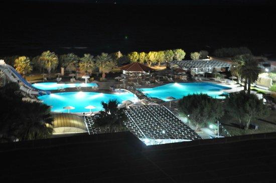 Doreta Beach Hotel : вид из номера