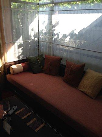 Bo Phut Resort & Spa : Sun bed