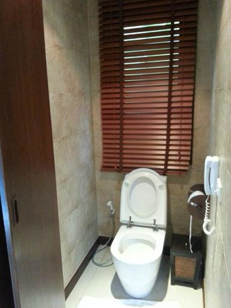 Bo Phut Resort & Spa: Toilet