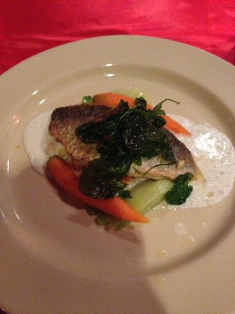Bo Phut Resort & Spa : Sea Bass