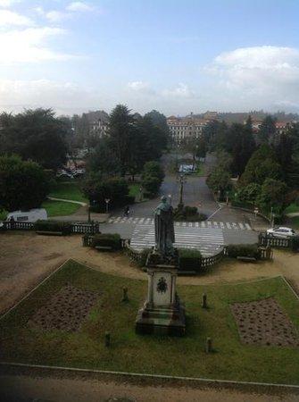 Mirador Parque da Alameda: park