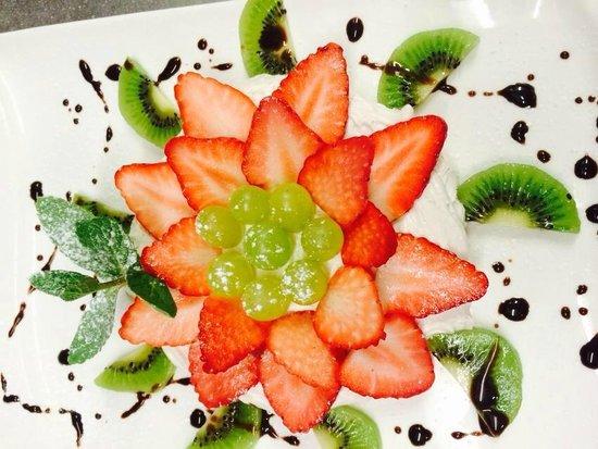 Al Fiume: Ein  Traumhaftes Dessert zum Verlieben !