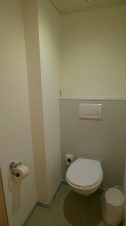 ibis budget Luzern City: Bathroom