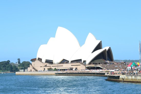 Sydney Harbour Bed and Breakfast: Sydney Opera House