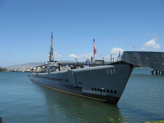 USS Bowfin Submarine Museum & Park: b
