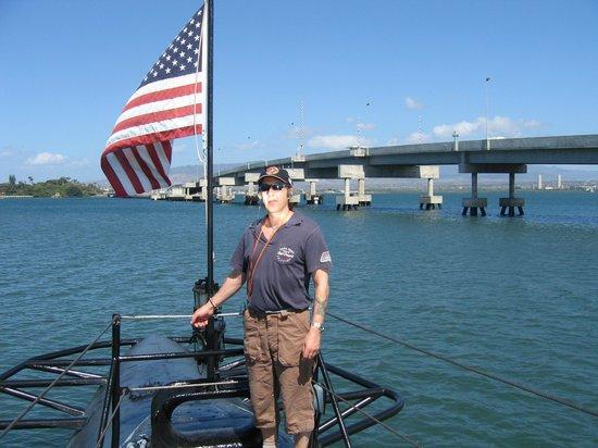 USS Bowfin Submarine Museum & Park: e