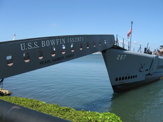D Picture Of Uss Bowfin Submarine Museum Amp Park