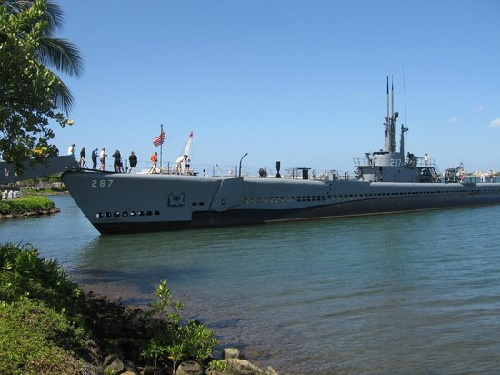 USS Bowfin Submarine Museum & Park: d