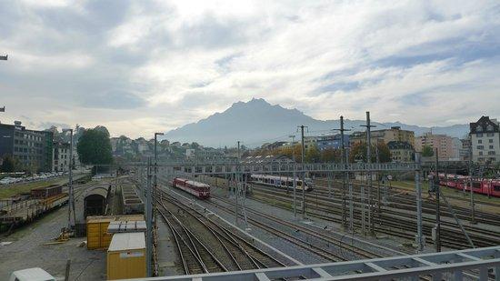 ibis budget Luzern City: View