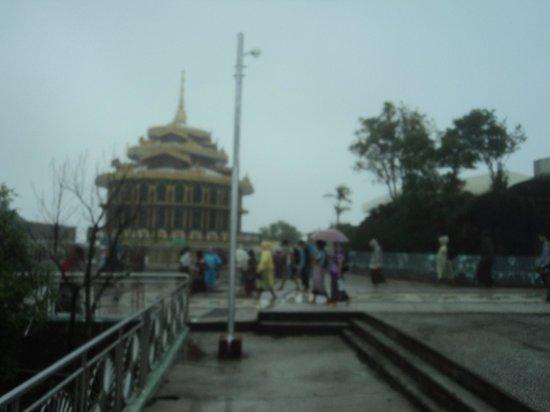 Kyaiktiyo Pagoda: Дорога к Золотому камню