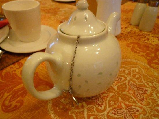 A l'Adresse du Centre-Ville: tea