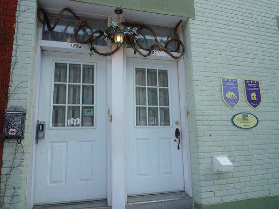 A l'Adresse du Centre-Ville: entrance