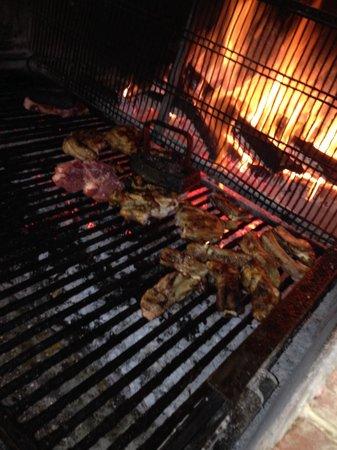 Torretta Vecchia: Carne alla brace top