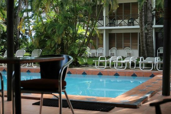 Beachside Resort: pool