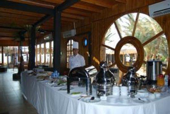 Acacia Dahab Hotel: Mazaj Lounge