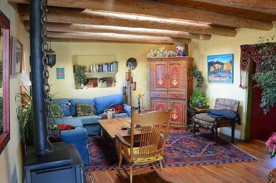 Casa Gallina: Comfy livingroom