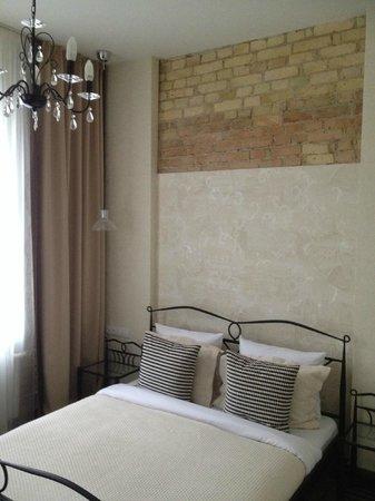 Moon Garden Art Hotel: Zimmer 205