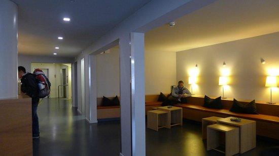 Hotel Marta: Lobby
