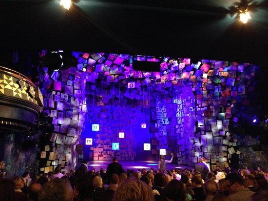 Matilda the Musical: Stage