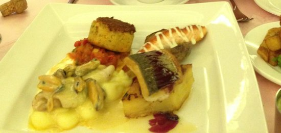 Austell's: Valentine Dinner Sharing Plate