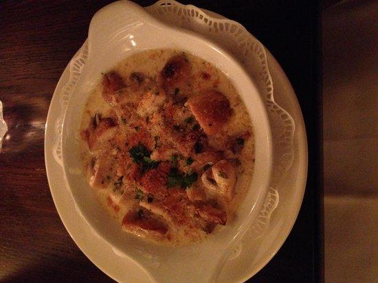 Little Italy: Mushroom starter
