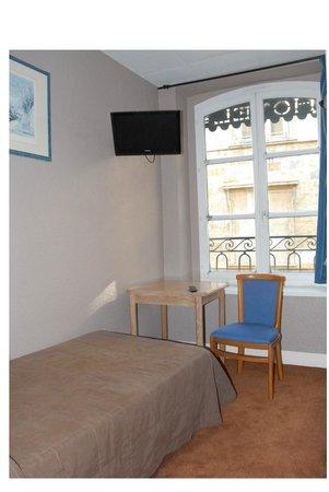Hotel de Bretagne: chambre