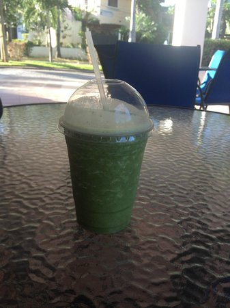 Java 654 Coffee Shop : Greena Colada