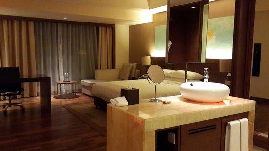 Hyatt Regency Kinabalu: The Club Room