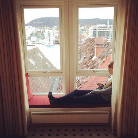 Radisson Blu Royal Hotel, Bergen: SAS- Bryggen