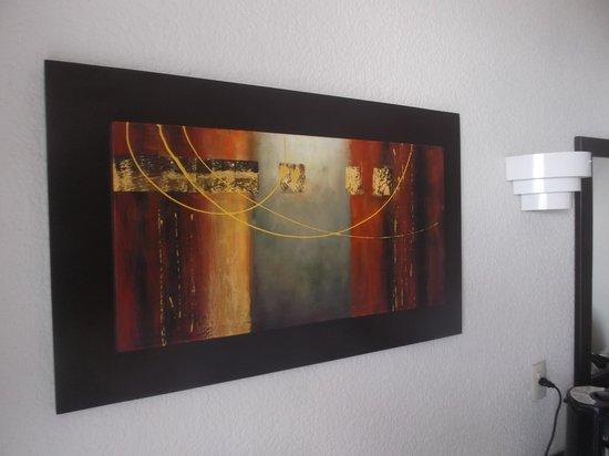 Gamma Campeche Malecon: Art de chambre dans notre 309 - 8 février 2014.