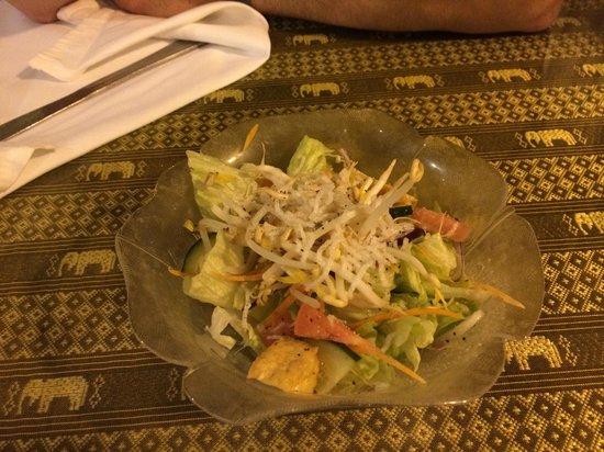 Thai Fusion: Side Thai Salad