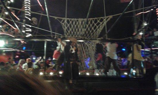 Captain Hook Barco Pirata Pirate Ship: war