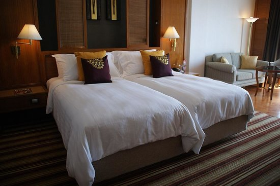 Amari Don Muang Airport Bangkok : Grand deluxe twin room