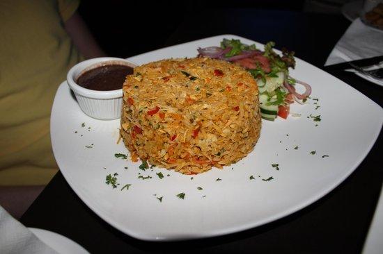 Zi Lounge Restaurant : Chicken fried rice