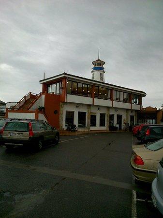 Restaurante el faro del piles fotograf a de el faro del - Restaurante el faro madrid ...