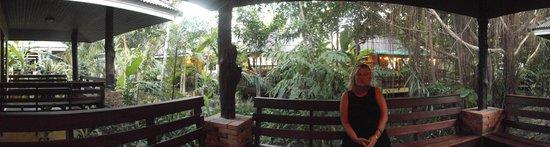 Sunda Resort: Our Balcony