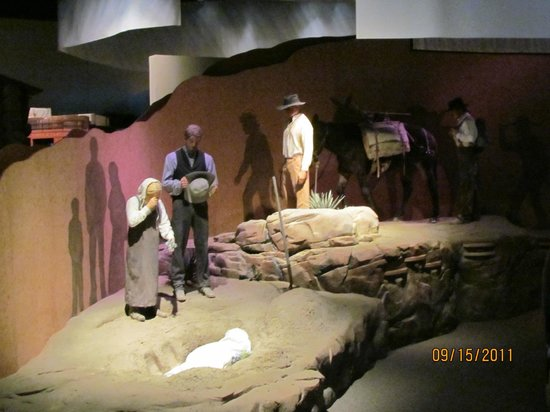 National Historic Trails Interpretive Center: The reality of westward expansion