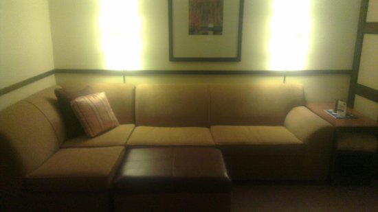 Hyatt Place Milford: Couch in the Room