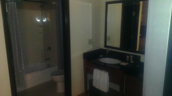 Hyatt Place Milford/New Haven: Bathroom