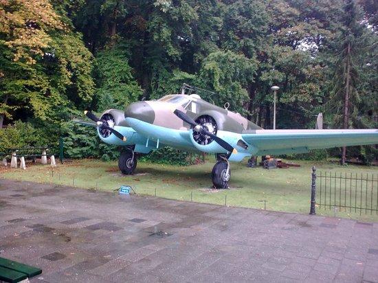 Arnhem War Museum : Outside the museum