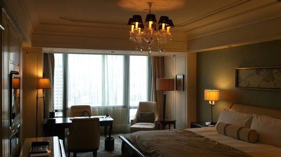 Waldorf Astoria Shanghai on the Bund: Room View