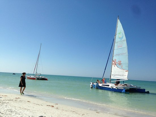 JW Marriott Marco Island Beach Resort : All Sorts Of Activities Available