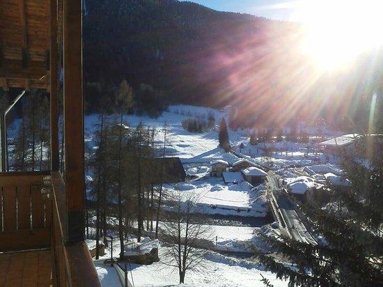 Hotel Val di Sole: alzarsi la mattina e vedere questo... non ha prezzo