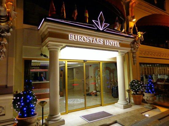 Eurostars Hotel Old City: Entrada