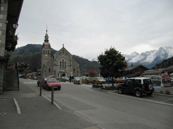 Maison du Patrimoine : городок